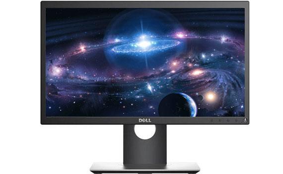 Màn hình máy tính Dell P2217 hiển thị sắc nét