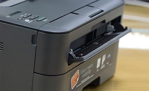 Máy in laser Brother HL-L2361DN có chức năng in 2 mặt tự động