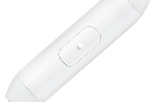 Tai nghe Philips SHE3015 trắng có mic đàm thoại