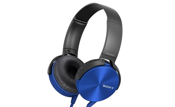 Tai nghe Sony MDR-XB450AP xanh giá rẻ tại nguyenkim.com