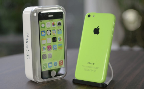 iPhone 5C giá rẻ hơn 2 triệu