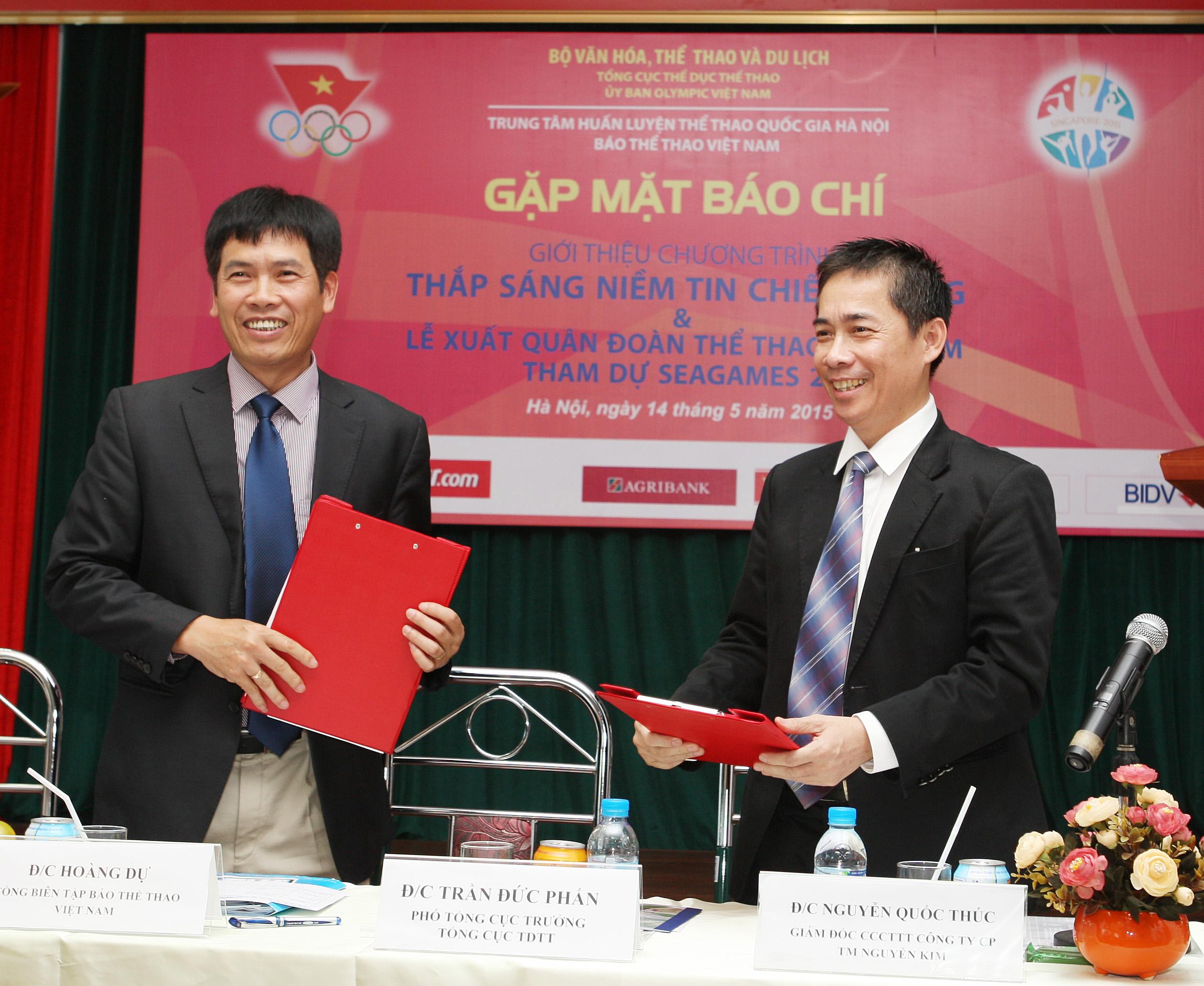 Nguyễn Kim - Tất cả vì một tinh thần thể thao Việt Nam