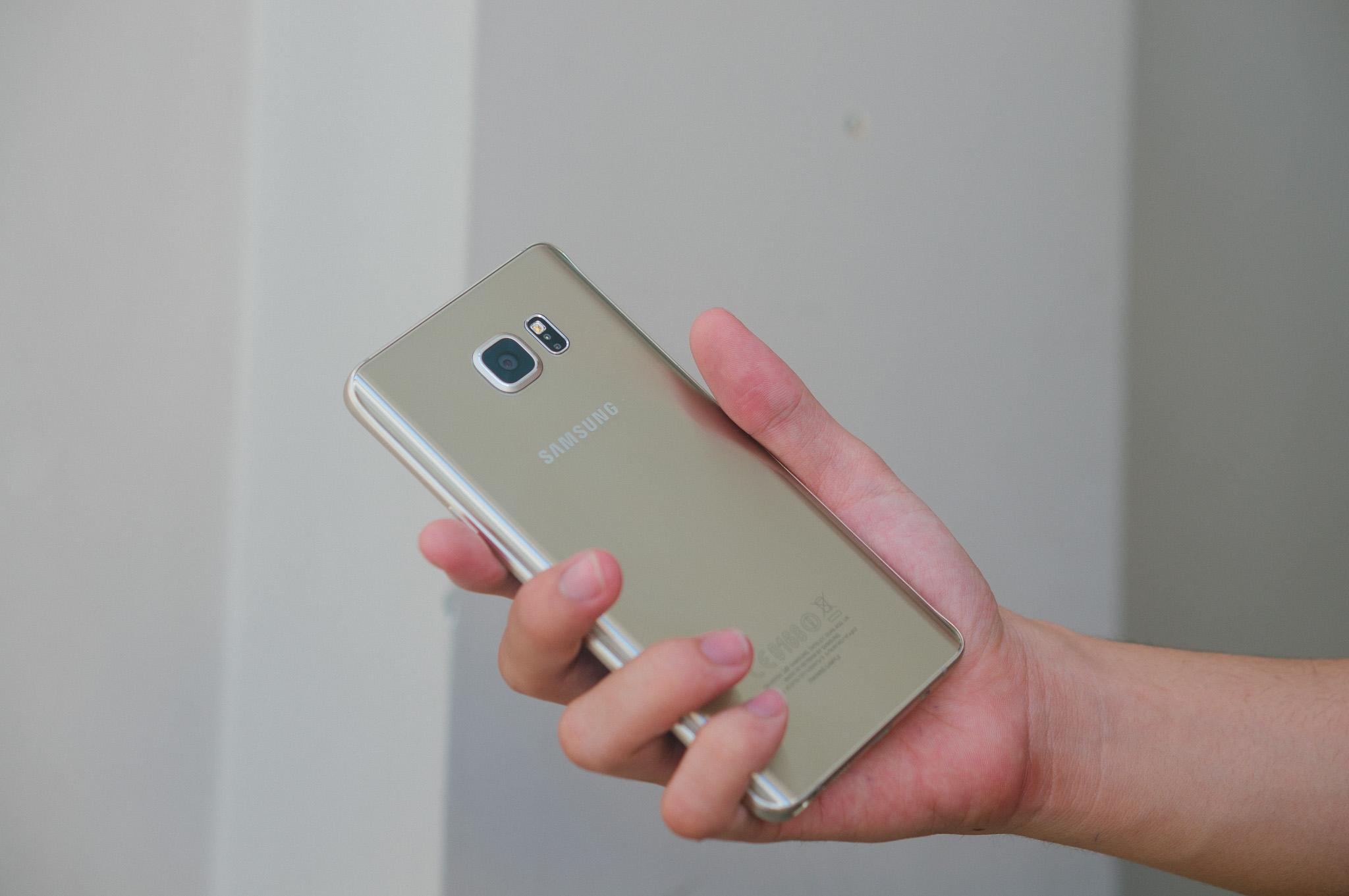 Samsung Galaxy Note 5 nhiều người mơ ước