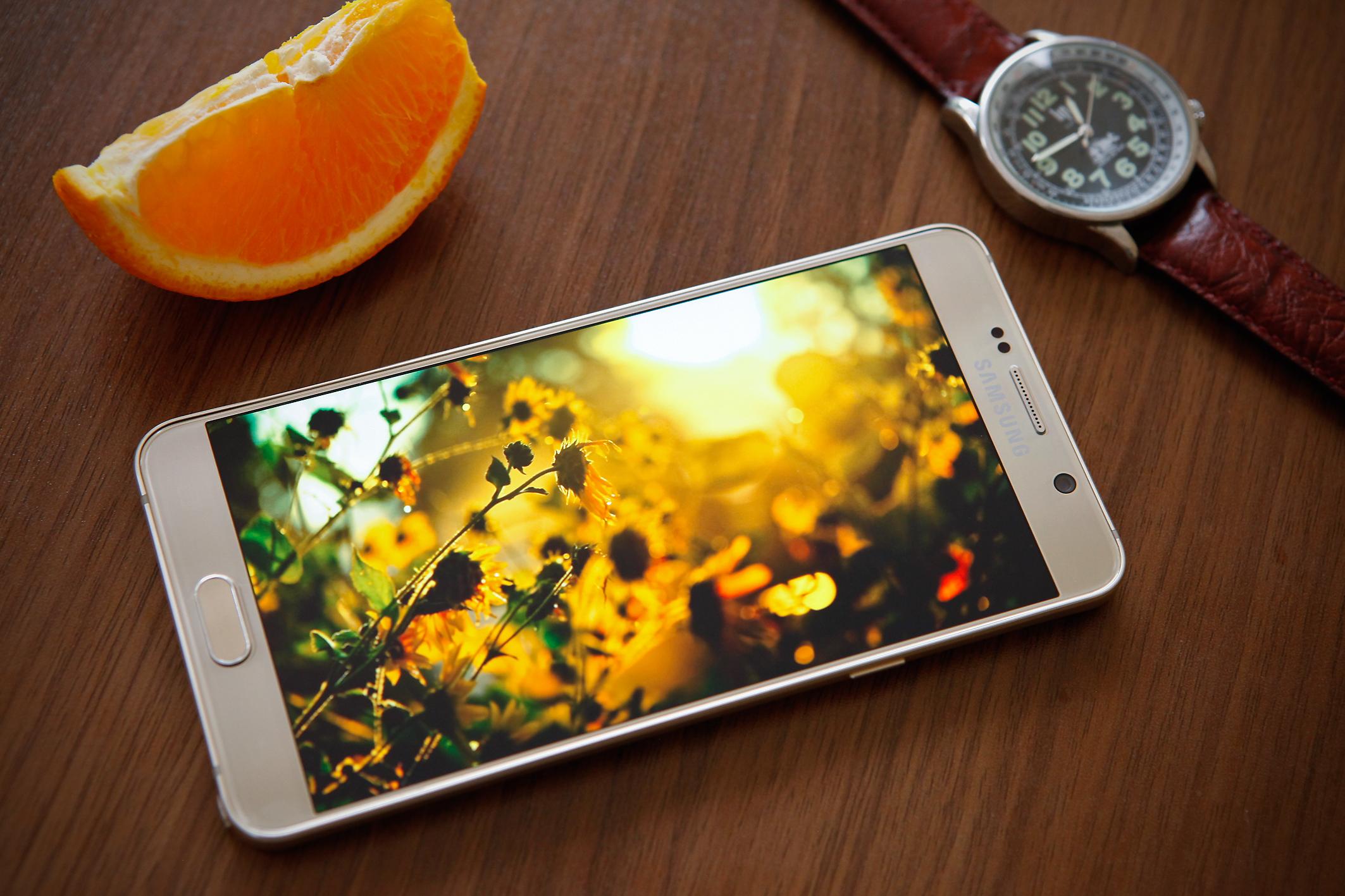 Diện mạo Galaxy S6 Edge Plus và Note 5 cá tính