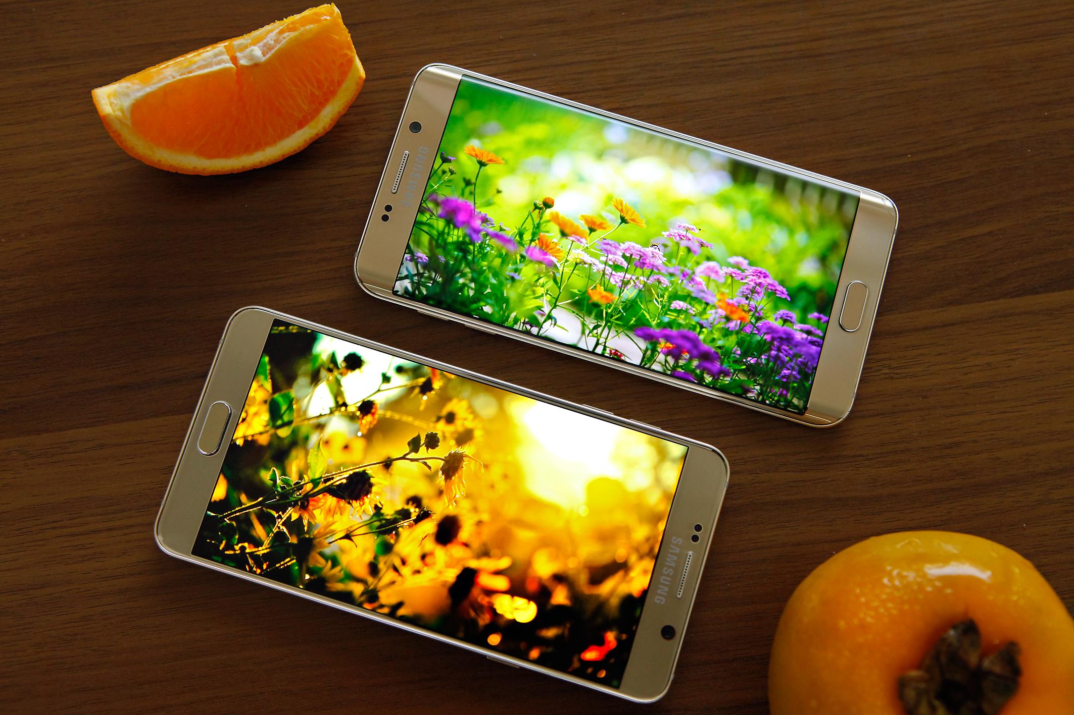 Diện mạo Galaxy S6 Edge Plus và Note 5 có gì khác biệt