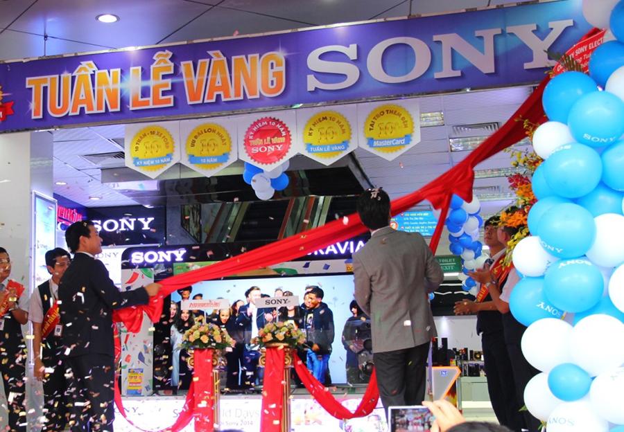 Tuần lễ vàng Sony giảm giá cực khủng