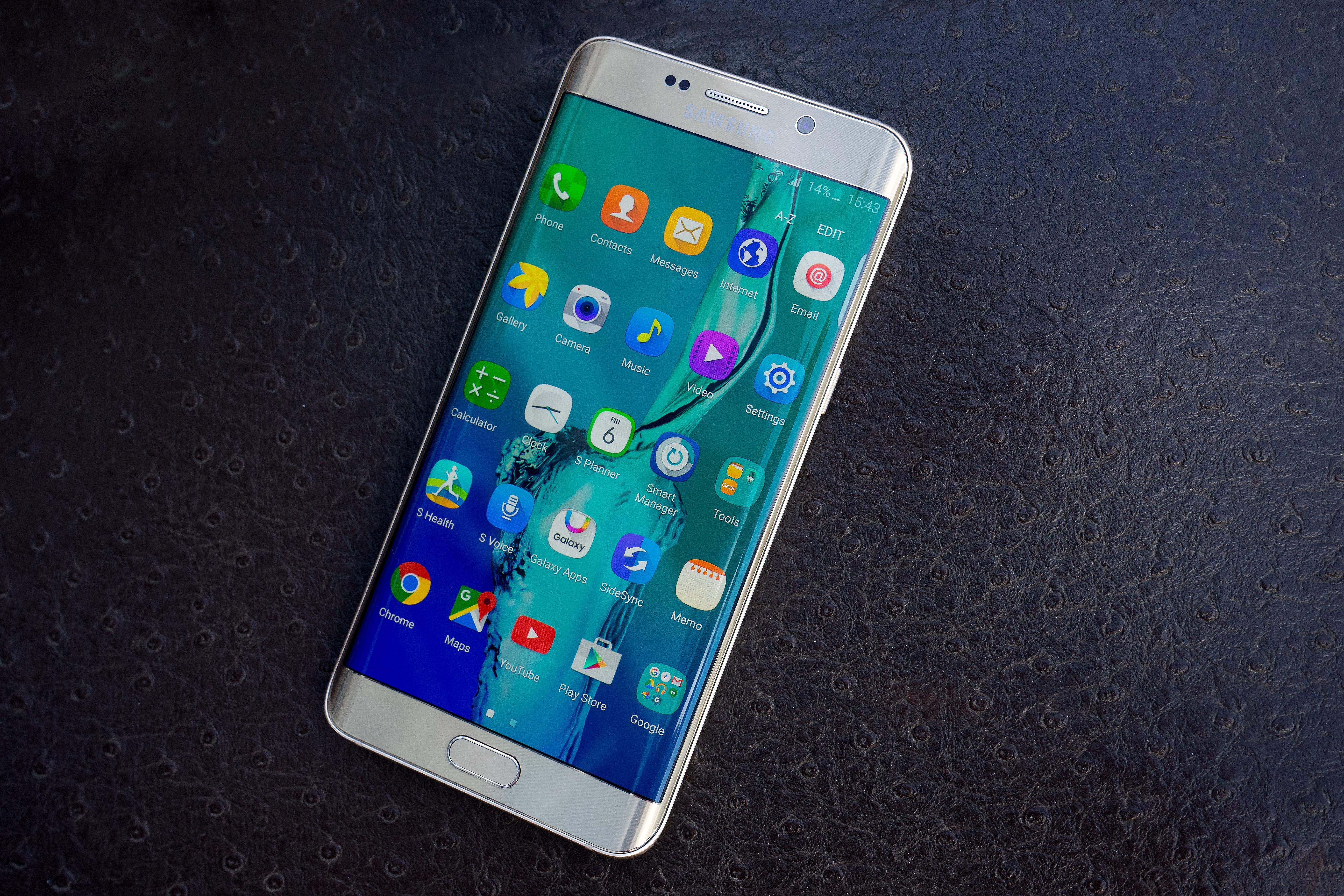 S6 Edge Plus dáng đẹp giá phải chăng dành cho bạn