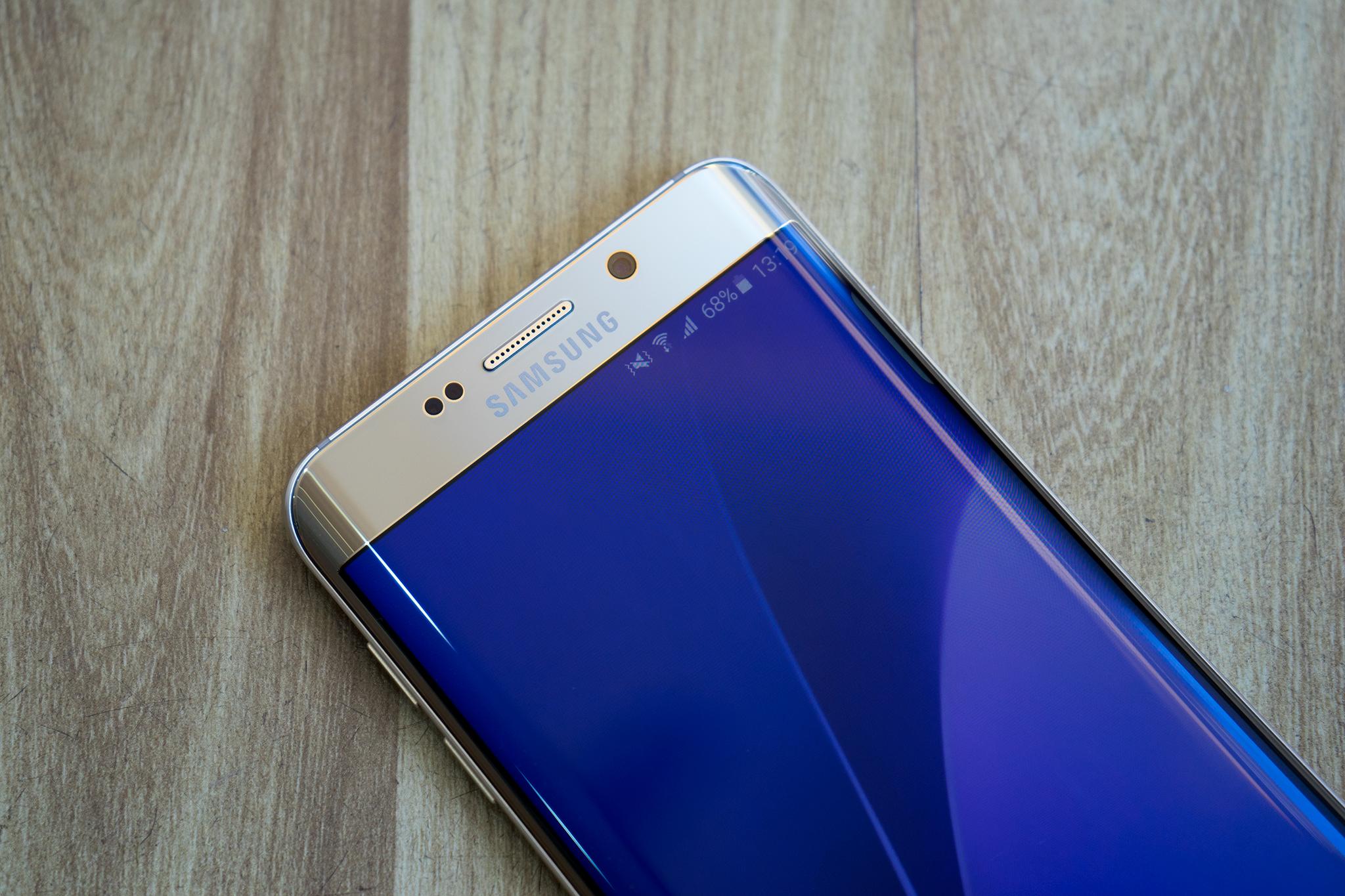 Samsung Galaxy S6 Edge Plus ấn tượng quyến rũ
