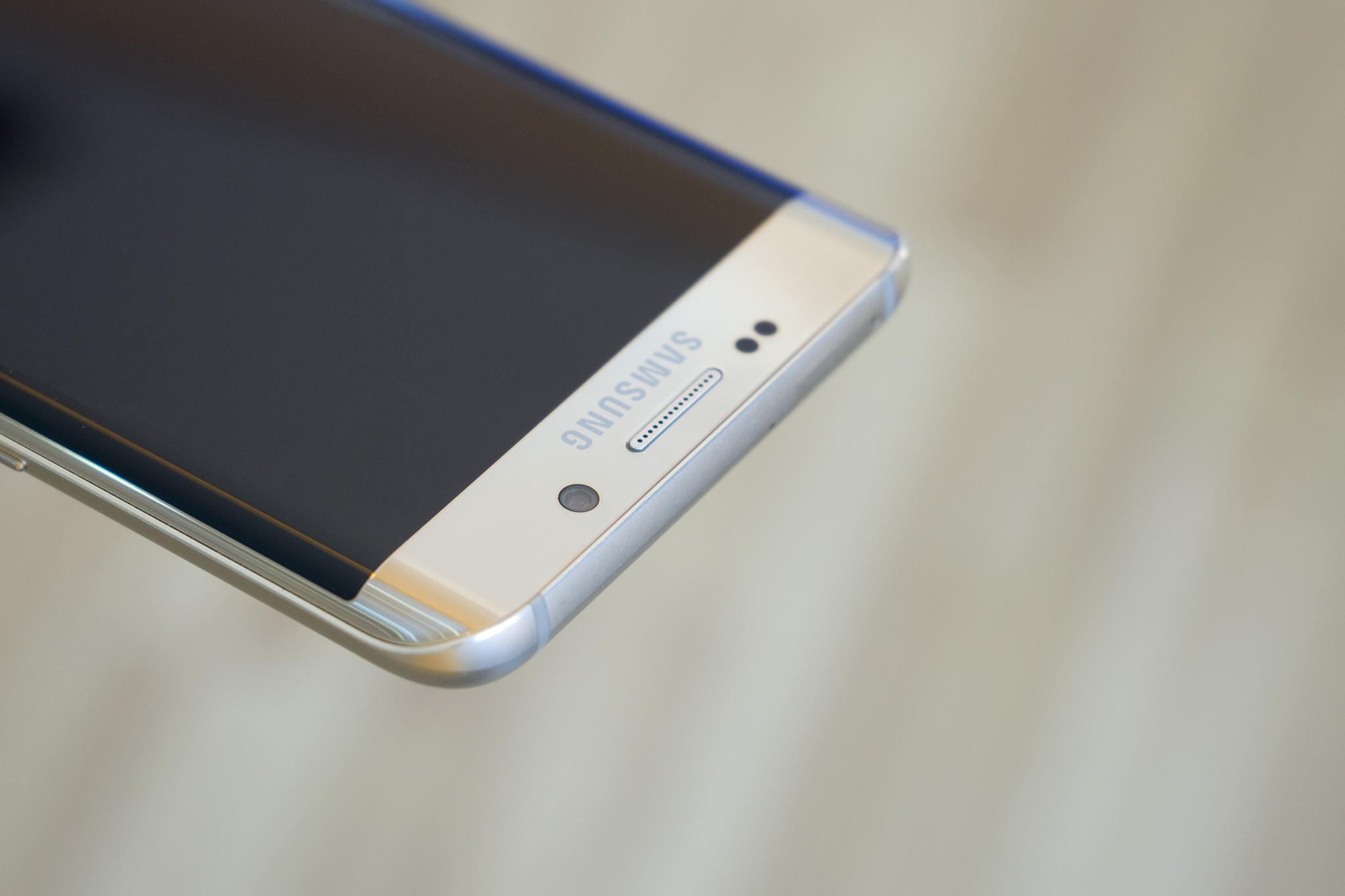 Samsung Galaxy S6 Edge Plus đẳng cấp mạnh mẽ
