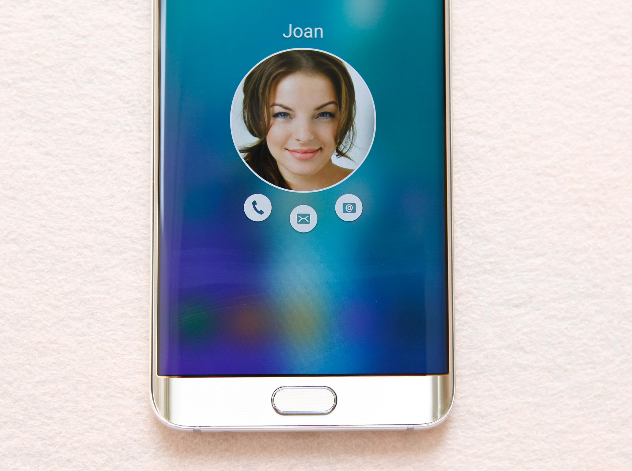 Samsung Galaxy S6 Edge Plus màn hình cong đẳng cấp