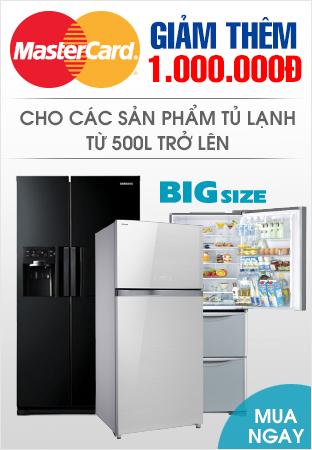 Tuần lễ vàng Samsung ưu đãi sản phẩm điện lạnh