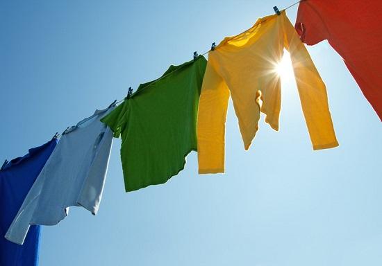 kinh nghiệm giặt quần áo không nhăn bằng máy