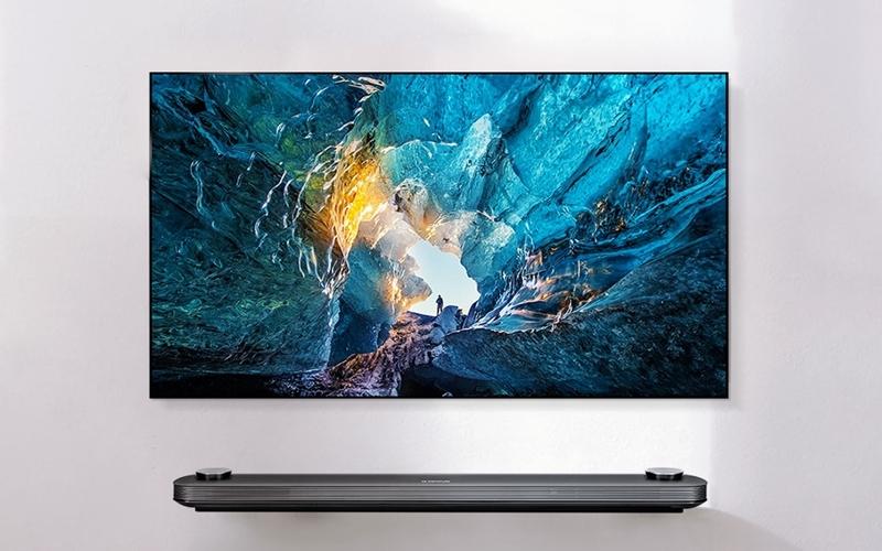 Tivi 4K sở hữu dải màu phong phú