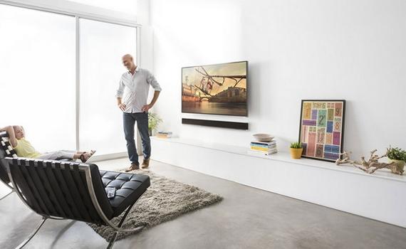 Tivi Internet Panasonic TH-32DS500V trang bị màn hình 32 inches HD