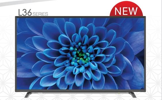Tivi Toshiba 40 inches 40L3650VN độ phân giải Full HD