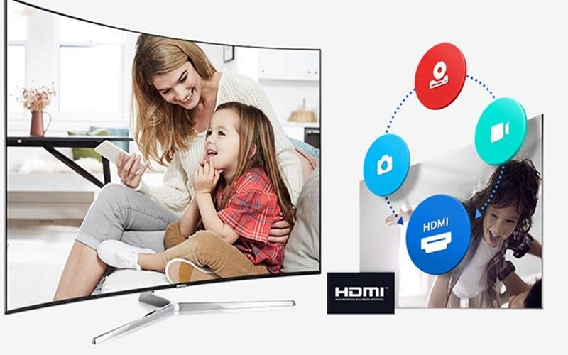 Tivi Samsung kết nối đa phương tiện