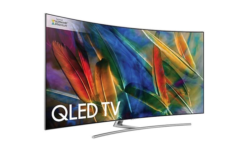 Chiếc tivi QLED hút hồn từ ánh nhìn đầu tiên