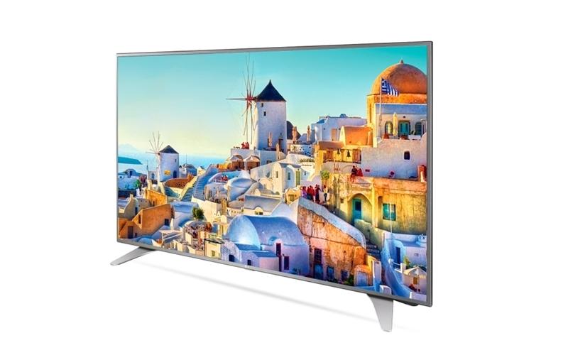 Viền màn hình tivi siêu mỏng, tôn lên vẻ đẹp sang trọng