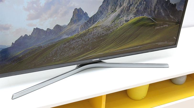 Tivi UHD Samsung UA70KU6000 với kiểu dáng siêu mỏng