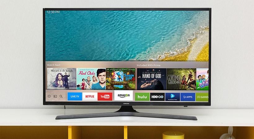 Tivi UHD Samsung UA70KU6000 màn hình 70 inches phân giải UHD
