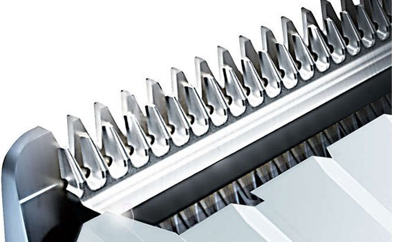 Tông đơ cắt tóc Philips HC3426 thiết kế mới với lưỡi cắt không gỉ cho độ bền sử dụng cao