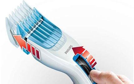 Tông đơ cắt tóc Philips HC3426 phân phối chính hãng giá tốt tại hệ thống siêu thị điện máy Nguyễn Kim