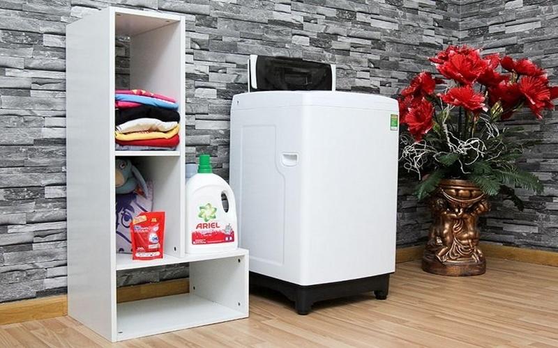 Được tích hợp 7 chương trình giặt thông minh tiện ích