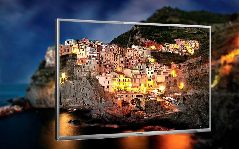 Hình ảnh sắc nét hoàn mỹ cùng tivi Panasonic