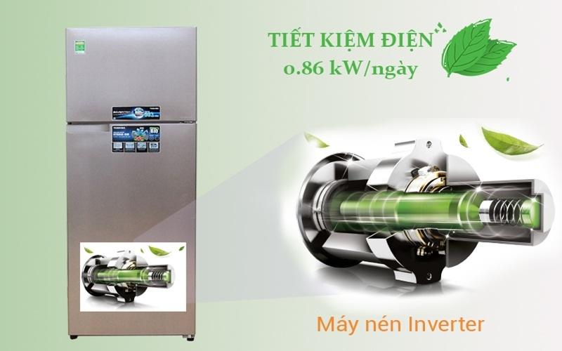 Tủ lạnh Toshiba nổi bật với công nghệ Double Deodorizer khử mùi kép hiệu quả
