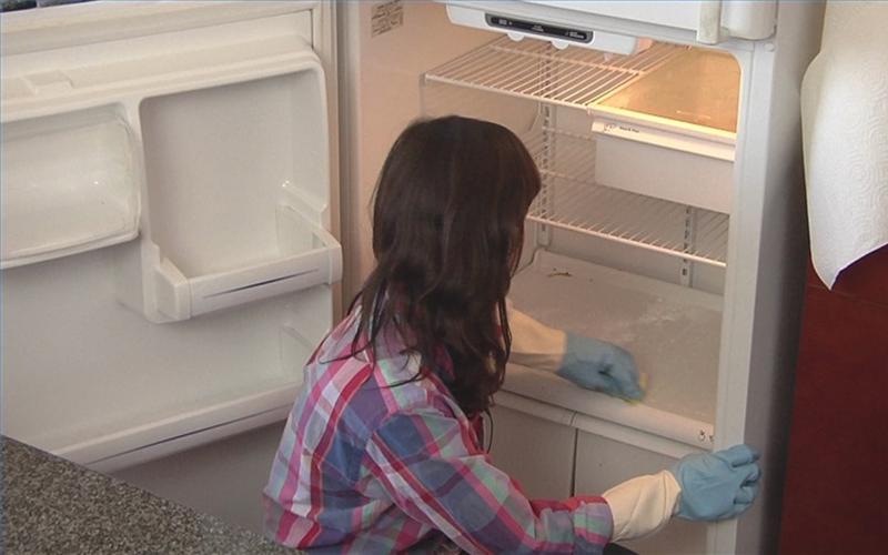 Tủ lạnh nhà bạn cần vệ sinh định kỳ