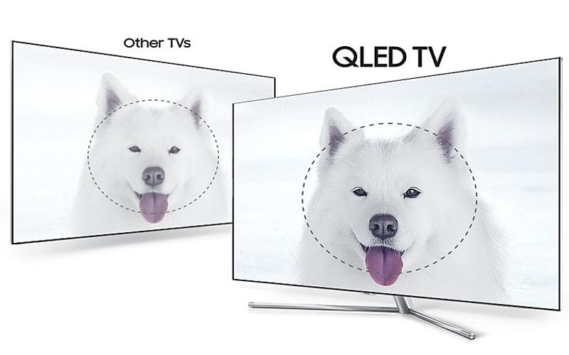 Chiêm ngưỡng từng chi tiết nhỏ nhất với Q HDR 1500 trên tivi QLED