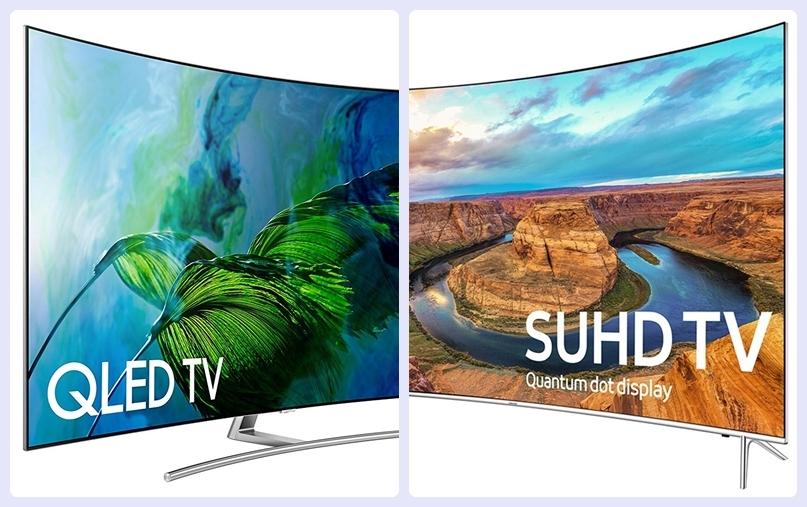 Tivi QLED có gì nổi trội hơn tivi SUHD?