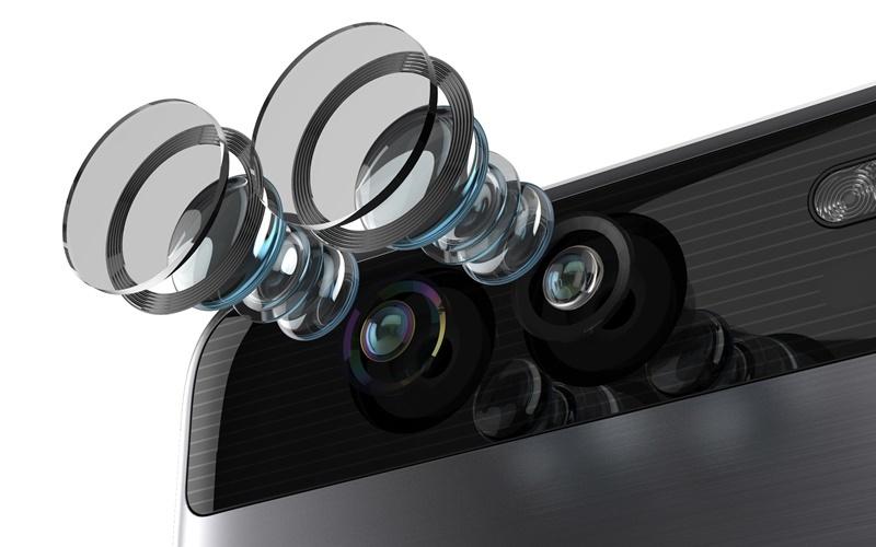 Sự mô phỏng camera kép