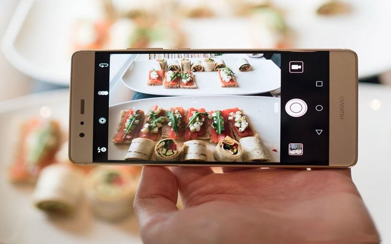 Sản phẩm của Huawei có khả năng zoom quang học tốt