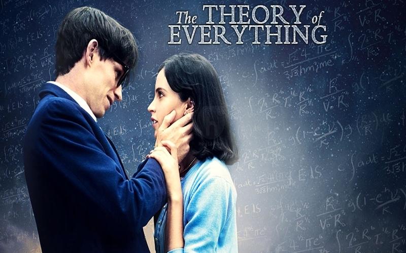 Xem phim The Theory of Everything cùng người ấy ngày Lễ Tình nhân