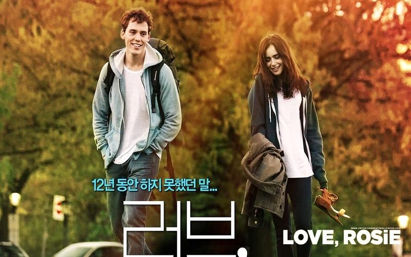 Xem phim Love,Rosie cùng người ấy ngày Lễ Tình nhân