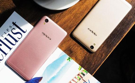 Điện thoại Oppo A37 đáp ứng nhu cầu lưu trữ