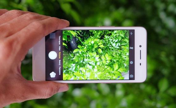 Điện thoại Oppo A37 có camera chất lượng