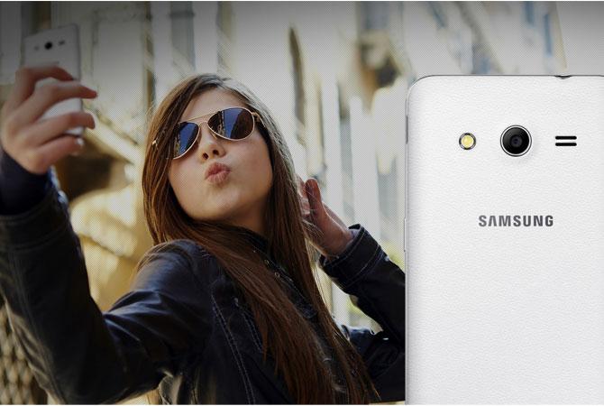 điện thoại mới Samsung Galaxy Core 2 giá rẻ