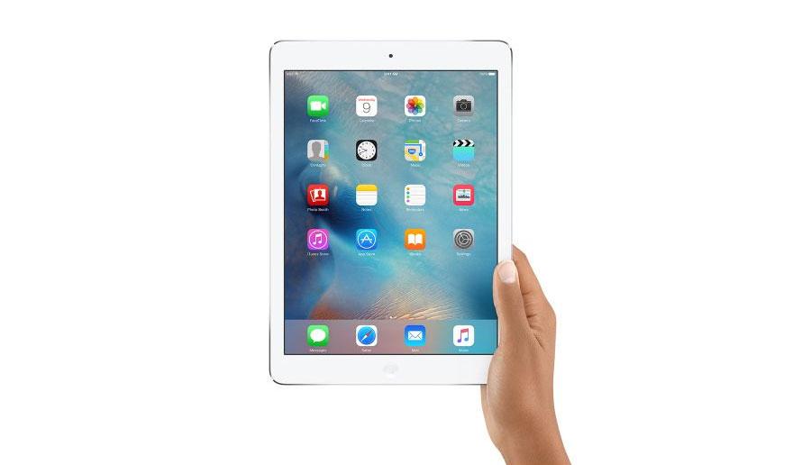 iPad Air 16GB Wifi 3G silver camera iSight 5MP