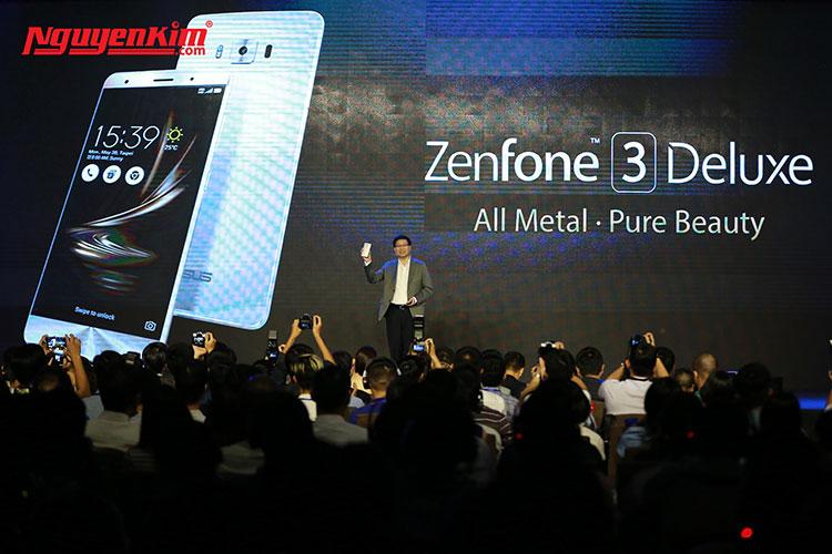 Giá điện thoại Asus Zenfone 3 Deluxe