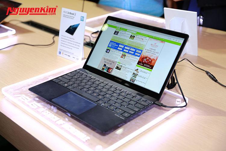 Laptop Asus ZenBook 3 chính hãng giá tốt