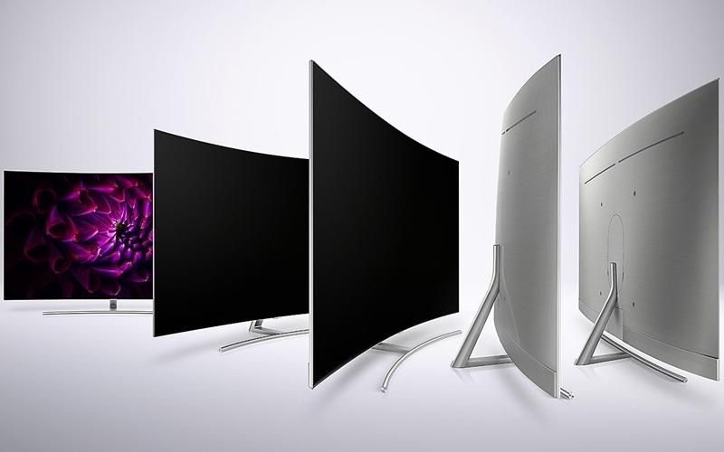 Tivi QLED 2017 của Samsung đẹp hoàn mỹ