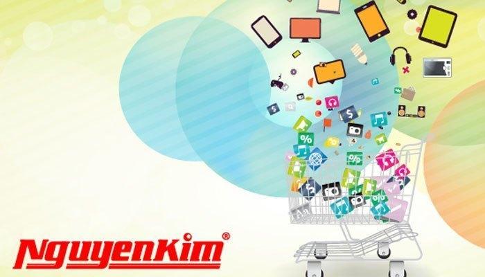 Mua trả góp điện thoại tại Nguyễn Kim để nhận nhiều ưu đãi hấp dẫn