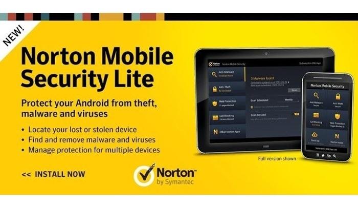 Phần mềm norton cho điện thoại iOS
