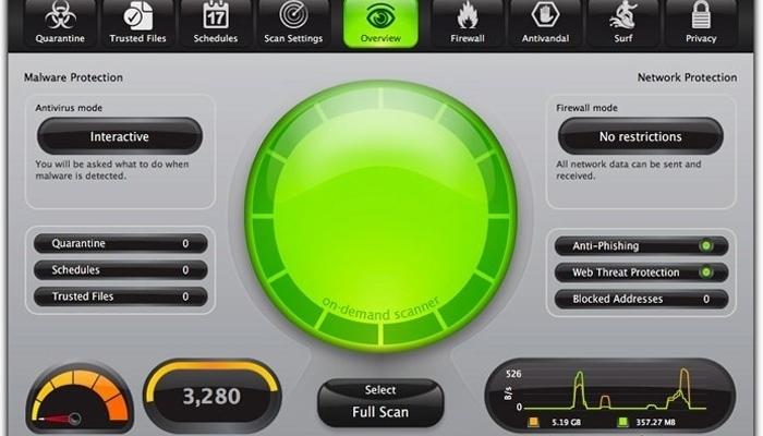 Phần mềm Virus Barrier giúp bảo vệ điện thoại iOS khỏi các phần mềm gián điệp