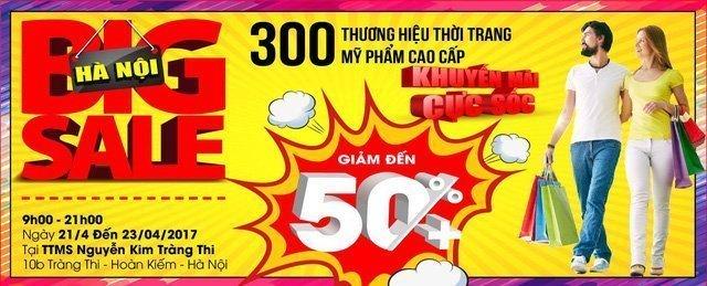Hà Nội Big Sale