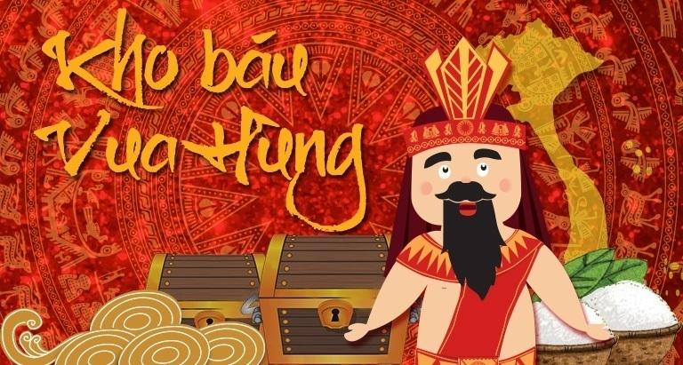 Kho báu vua Hùng