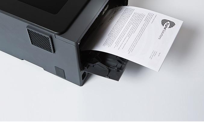 Máy in laser Brother HL-L5100DN tối đa năng suất, giảm chi phí in