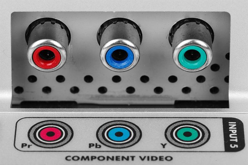 Component (Y/Pb/Pr)